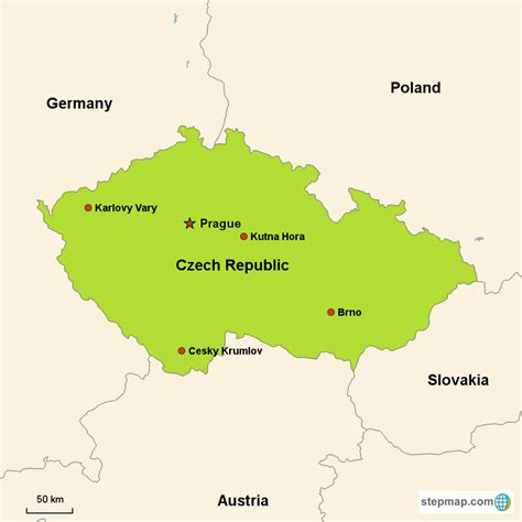 republic map republic vacations with airfare trip to