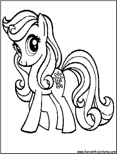 free coloriage rarity coloring pages
