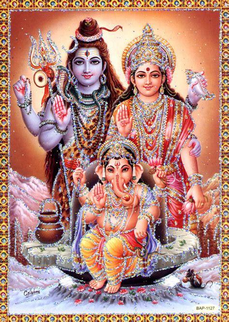 god shiva family wallpaper gallery