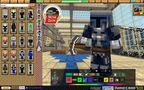 Nova Skin Wallpapers And Minecraft Wallpaper High