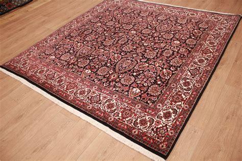 quadratischer teppich teppich perserteppich bidjar quadratischer teppich