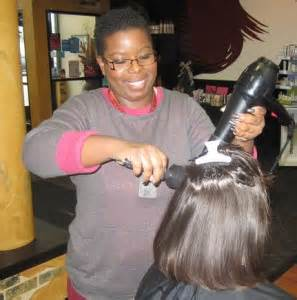 hairstyles for disabilities msc students treat adults with disabilities to a day of