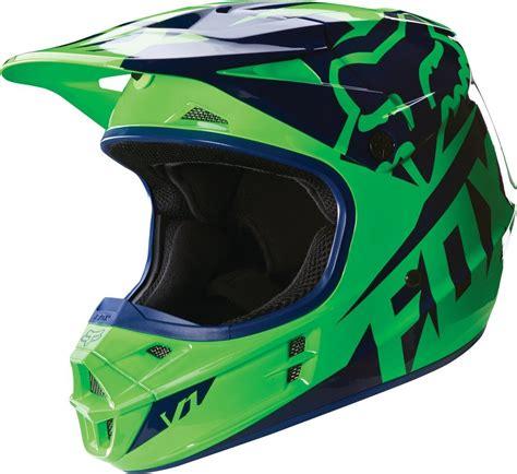 cheap youth motocross helmets 119 95 fox racing youth v1 race dot helmet 234825