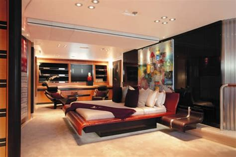 nicest bedroom in the world maltese falcon third largest sailing yacht in the world