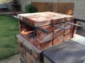 Making A Pizza Oven Backyard Diy Quot Portable Quot Brick Pizza Oven Youtube
