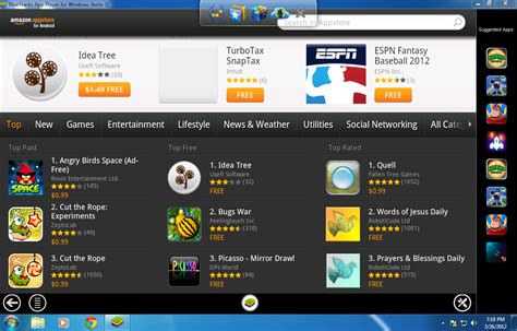 play android apps on pc bluestacks run and play android and apps on pc windows xp vista 7 and 8 itoptricks