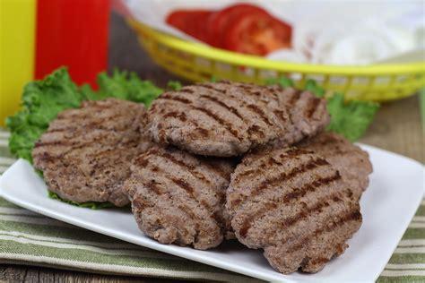 beef calories 100 calorie beef patties
