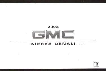 service manual motor repair manual 2008 gmc sierra 2500 engine control service manual motor 2008 gmc sierra denali factory owner s manual