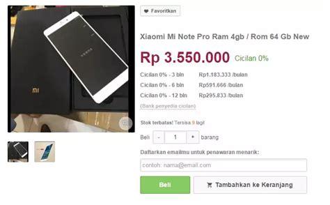 4 16gb Terbaru sepiring ilmu harga hp smartphone xiaomi terbaik terbaru tercanggih
