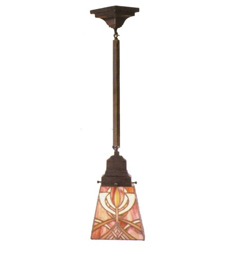 meyda 49138 glasgow bungalow mini pendant