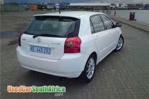 Used Cars For Sale In South Africa Durban 2003 Toyota Runx Used Car For Sale In Durban Kwazulu