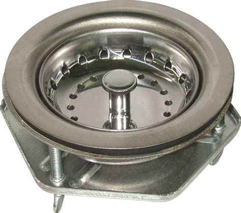sink basket strainer assembly worldwide sourcing 122040 3l sink basket strainer assembly