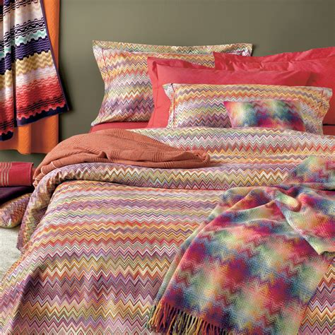missoni bed linen missoni color 156o duvet covers and sheets