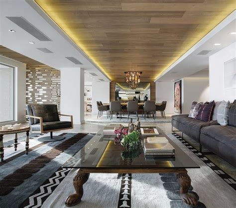 moderne holzdecken beispiele 88 inneneinrichtung ideen f 252 r wohnzimmer und schlafzimmer