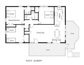 Best One Story Floor Plans Single Story Open Floor Plans Single Story Open Floor