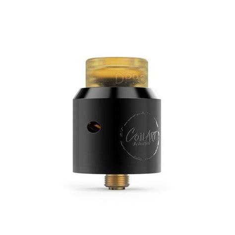 Rda Vapor Vape Dpro Rda By Coilart 24mm Authentic Black 1 vaporl vape deals buy one get one
