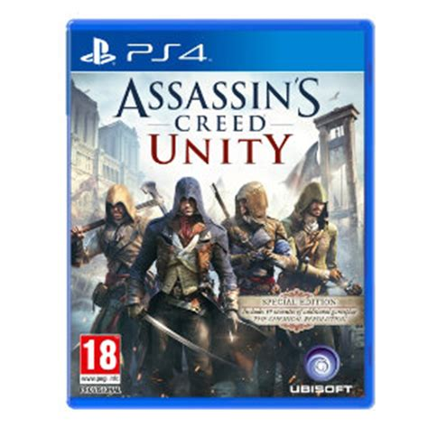 Assassin S Creed Unity Limited Edition Ps4 Region All toppliste spill og konsoll ps4 elkj 248 p