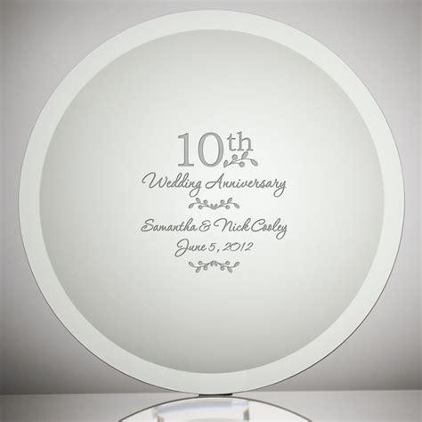 Jade Wedding Anniversary Gift Ideas by Jade Glass Personalized Anniversary Plate