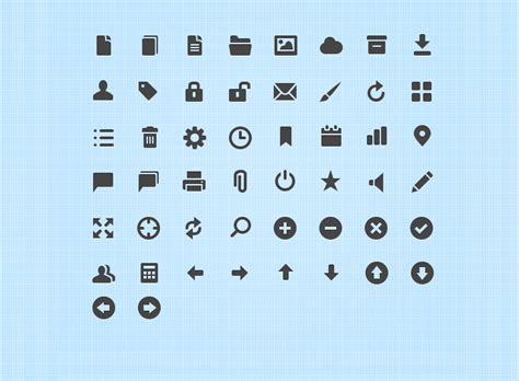 design ui icon best collection of pixel icons for web and ui design
