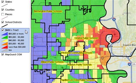 lincoln high school district map nebraska school district map arkansas map
