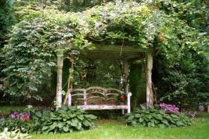 Garden Arbor With Bench Two And A Farm Inspiration Thursday Recycled