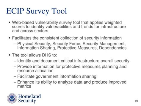 Web Based Survey Tools - ppt the office of infrastructure protection powerpoint presentation id 1637317
