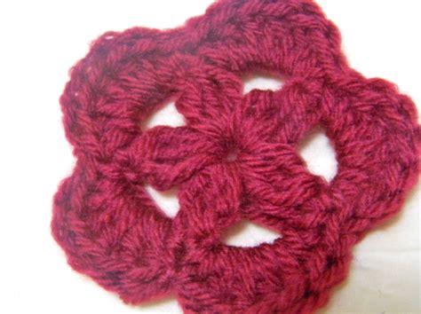 pattern flower crochet fpf two crochet flower patterns