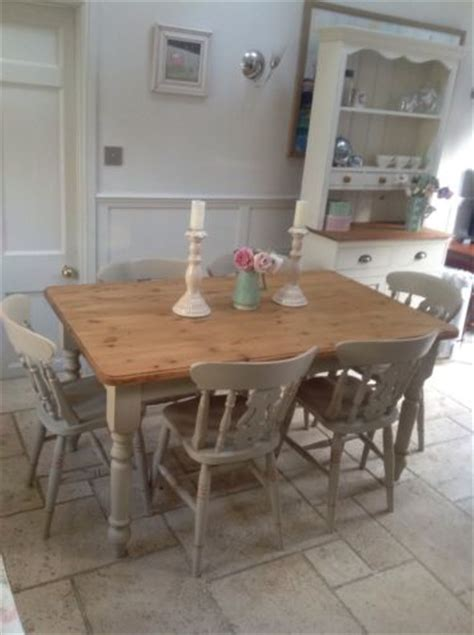 kitchen table and six chairs wall mounted drop table
