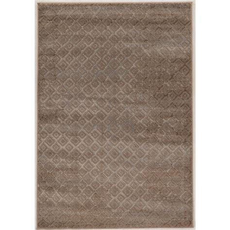 home decor area rugs linon home decor jewell collection vintage diamonds 8 ft