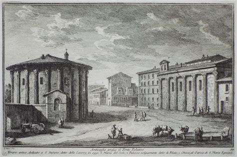vasi roma antique prints after giuseppe vasi