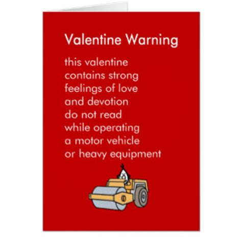 hilarious valentines day poems valentines day poems cards invitations zazzle co uk