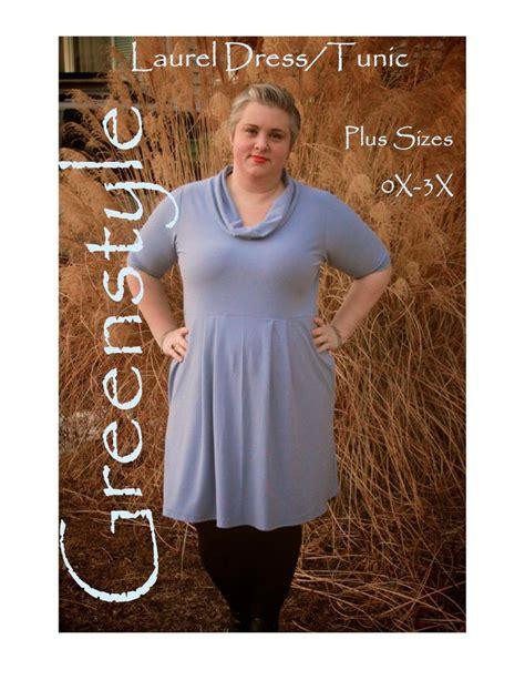 pattern jeans plus size plus size laurel dress tunic pdf sewing pattern pdf