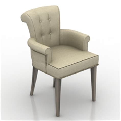 3d Archive Chair by 3d Chairs Tables Sofas Armchair Eichholtz N281013 3d Model Gsm 3ds Max For