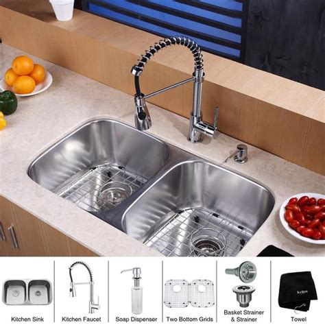 home depot kraus sink kraus kitchen sinks the home depot with kraus sink decor