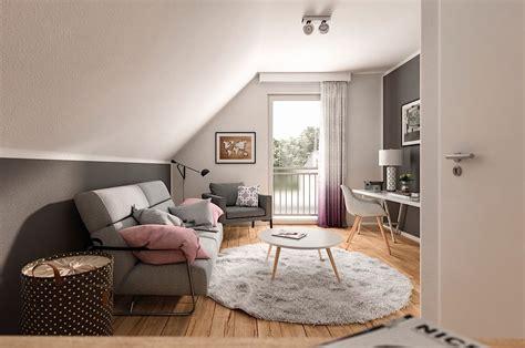 gaestezimmer einrichten mit dachschraege ideen interior