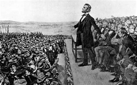 gettysburg speech lincoln 150 years on abraham lincoln s gettysburg address still
