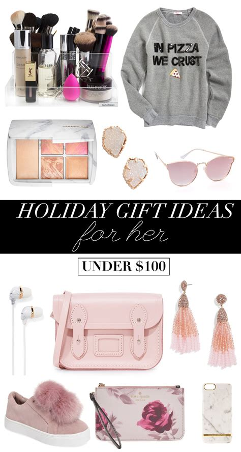 gift ideas for her holiday gift ideas for her under 100 money can buy