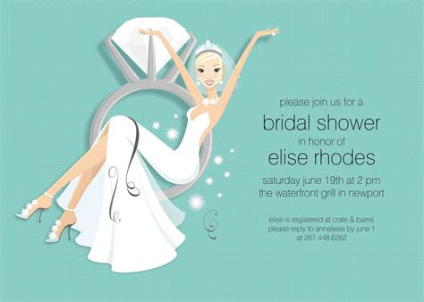 wedding shower invitation sle invitation templates