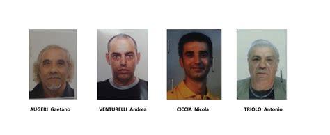 questura di catania permesso di soggiorno disbrigo pratiche immigrati quattro arresti a catania