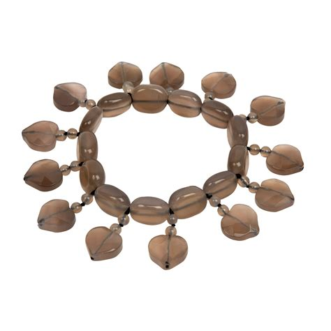 Tutu And Co Gray Agate Bracelet lola bracelets reviews
