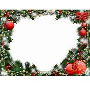 Marcos Para Fotos De Navidad En Png Y Delicados Colores