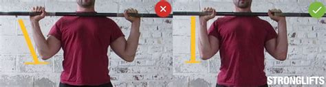 overhead bench press how to overhead press with proper form the definitive