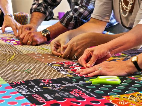 Quilting Groups by Our Saviours Lutheran Church Neighborhood Quilting