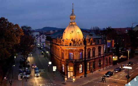 Volksbank Kaiserslautern Setzt Dokumenten Bei