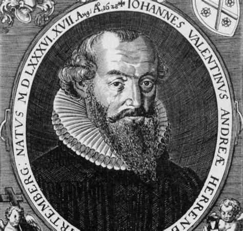 johann valentin andreae searching johann valentin andreae 1586 1654