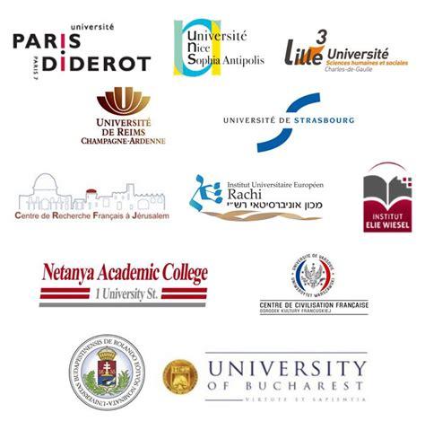 Calendrier Universitaire Diderot 2016 Les Partenaires De L Institut Europ 233 En Emmanuel Levinas