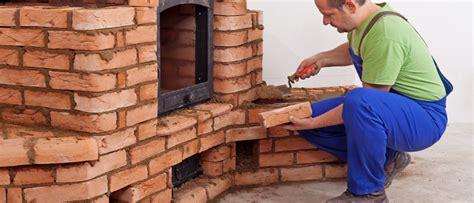 Chimney Masonry Work - masonry work fireplace construction nassau county