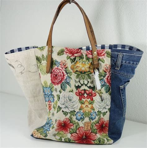 Handmade Purse - 25 best ideas about denim crafts on recycled
