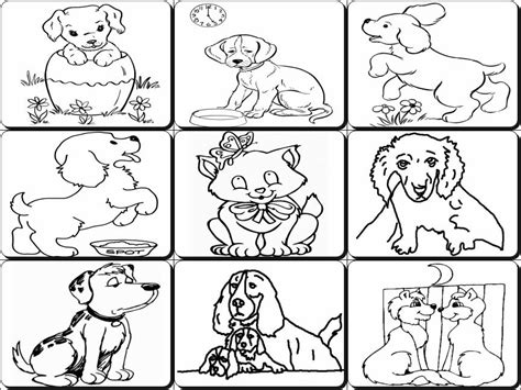 puppies coloring pages pdf dog coloring pages pdf pdf coloring pages