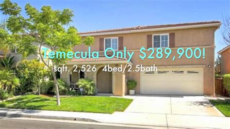 temecula murrieta winchester homes for sale